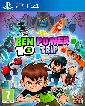 Copertina del gioco Ben 10: Power Trip per PlayStation 4