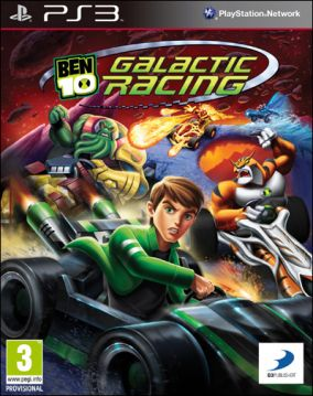 Copertina del gioco Ben 10: Ultimate Alien: Cosmic Destruction per PlayStation 3