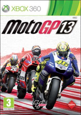 Copertina del gioco MotoGP 13 per Xbox 360