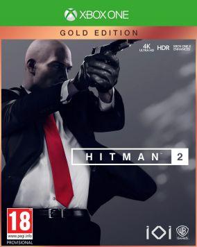 Copertina del gioco HITMAN 2 per Xbox One