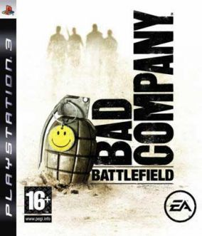 Copertina del gioco Battlefield: Bad Company per PlayStation 3