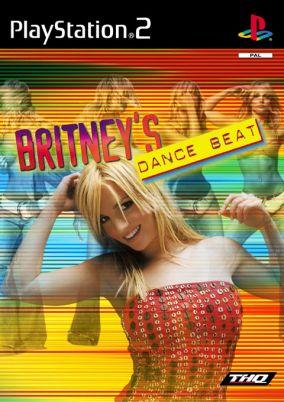 Copertina del gioco Britney Dance Beat per PlayStation 2