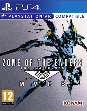 Copertina del gioco Zone Of The Enders: The 2nd - M∀RS per PlayStation 4