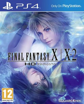 Copertina del gioco Final Fantasy X/X-2 HD Remaster per PlayStation 4