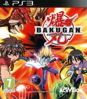 Immagine della copertina del gioco Bakugan per PlayStation 3