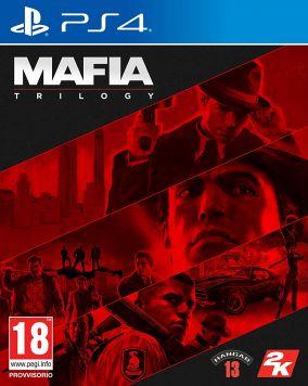 Immagine della copertina del gioco Mafia Trilogy per PlayStation 4