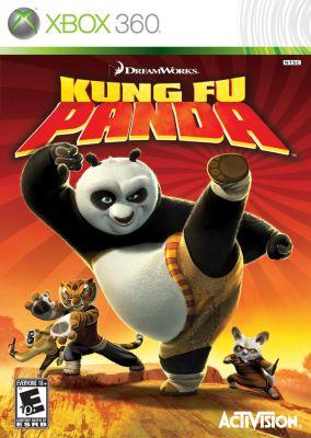 Copertina del gioco Kung Fu Panda per Xbox 360