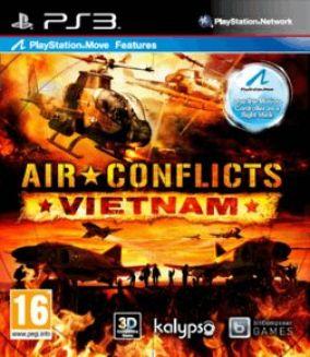 Copertina del gioco Air Conflicts: Vietnam per PlayStation 3