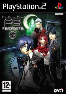 Immagine della copertina del gioco Persona 3 per PlayStation 2