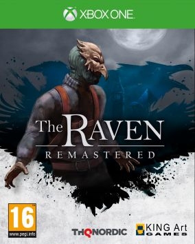 Copertina del gioco The Raven Remastered per Xbox One