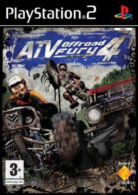 Immagine della copertina del gioco ATV Offroad Fury 4 per PlayStation 2