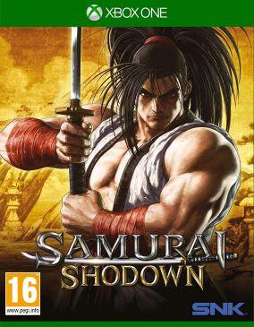 Copertina del gioco Samurai Shodown per Xbox One