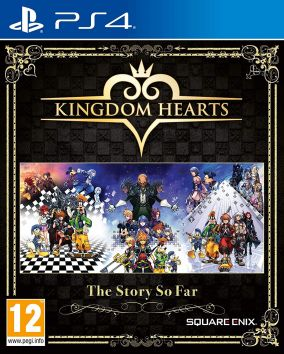 Copertina del gioco Kingdom Hearts - The Story so Far per PlayStation 4