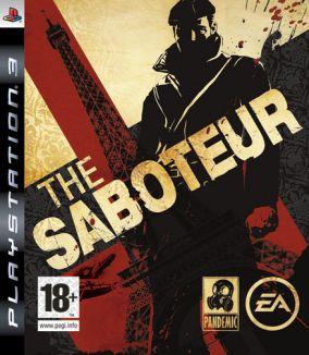 Copertina del gioco The Saboteur per PlayStation 3
