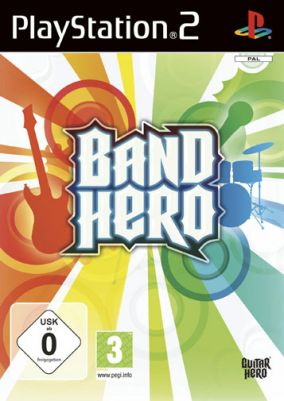 Copertina del gioco Band Hero per PlayStation 2