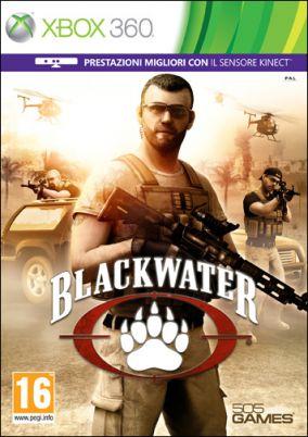 Copertina del gioco Blackwater per Xbox 360