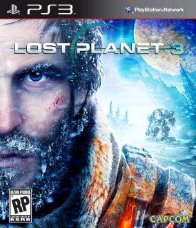 Copertina del gioco Lost Planet 3 per PlayStation 3
