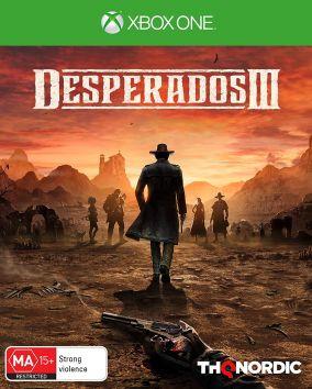 Copertina del gioco Desperados III per Xbox One