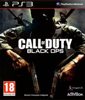 Copertina del gioco Call of Duty Black Ops per PlayStation 3
