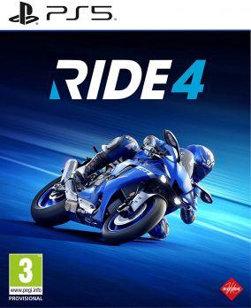 Copertina del gioco Ride 4 per PlayStation 5