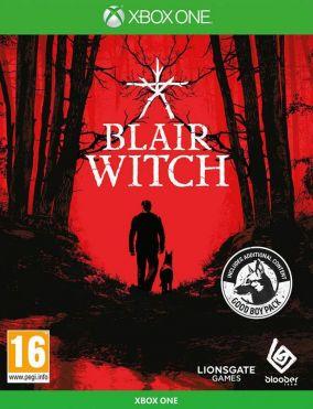 Immagine della copertina del gioco Blair Witch per Xbox One
