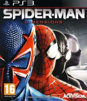 Copertina del gioco Spider-Man: Dimensions per PlayStation 3