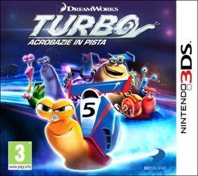 Immagine della copertina del gioco Turbo Acrobazie in pista per Nintendo 3DS