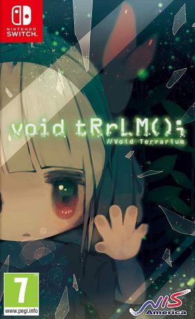 Copertina del gioco void tRrLM(); //Void Terrarium per Nintendo Switch