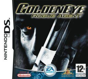 Immagine della copertina del gioco GoldenEye: Rogue Agent per Nintendo DS