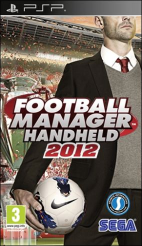 Copertina del gioco Football Manager Handheld 2012 per Playstation PSP
