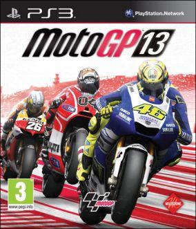Copertina del gioco MotoGP 13 per PlayStation 3