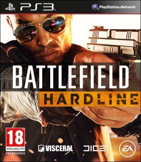 Copertina del gioco Battlefield Hardline per PlayStation 3