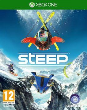 Immagine della copertina del gioco Steep per Xbox One