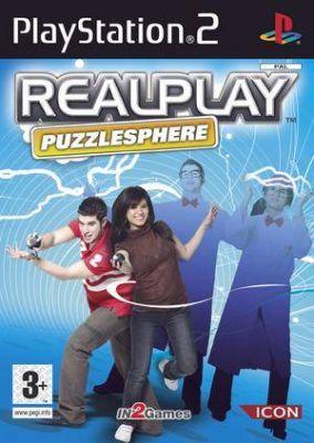 Copertina del gioco RealPlay Puzzlesphere per PlayStation 2