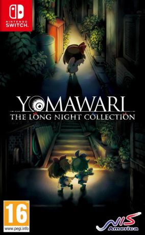Immagine della copertina del gioco Yomawari: The Long Night Collection per Nintendo Switch