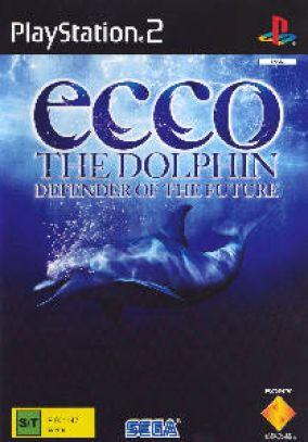 Copertina del gioco Ecco The Dolphin: Defender of the future per PlayStation 2