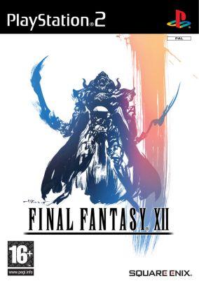 Copertina del gioco Final Fantasy XII per PlayStation 2