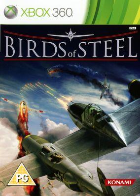 Copertina del gioco Birds of Steel per Xbox 360