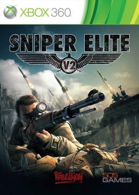 Copertina del gioco Sniper Elite V2 per Xbox 360