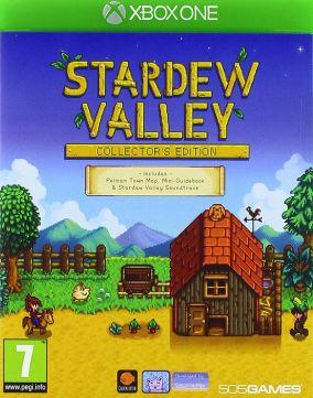 Copertina del gioco Stardew Valley per Xbox One