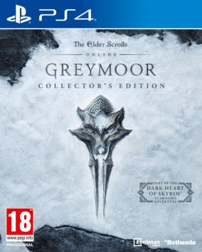 Copertina del gioco The Elder Scrolls Online: Greymoor per PlayStation 4