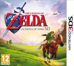 Immagine della copertina del gioco The Legend of Zelda: Ocarina of Time per Nintendo 3DS