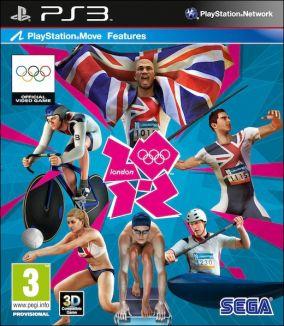Copertina del gioco London 2012 - Il Videogioco Ufficiale dei Giochi Olimpici per PlayStation 3