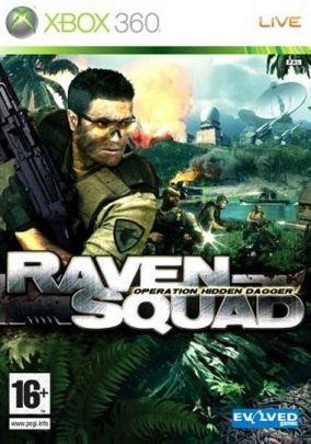 Copertina del gioco Raven Squad: Operation Hidden Dagger per Xbox 360