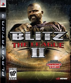 Copertina del gioco Blitz: The League II per PlayStation 3