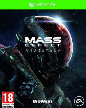 Immagine della copertina del gioco Mass Effect: Andromeda per Xbox One