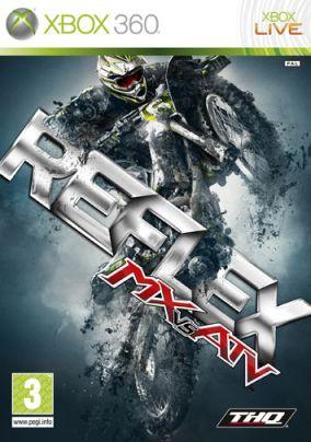 Copertina del gioco MX vs ATV Reflex per Xbox 360