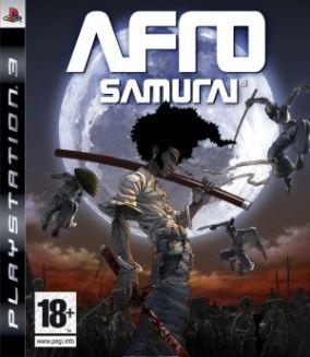 Copertina del gioco Afro Samurai per PlayStation 3