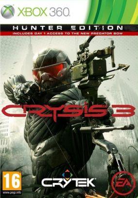 Copertina del gioco Crysis 3 per Xbox 360