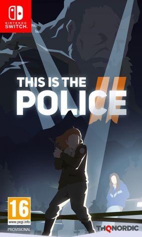 Immagine della copertina del gioco This is the Police 2 per Nintendo Switch
